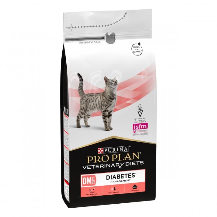 Proplan Veterinary Diets DM Diabetes Management-Feline DM St/Ox Diabetes Management