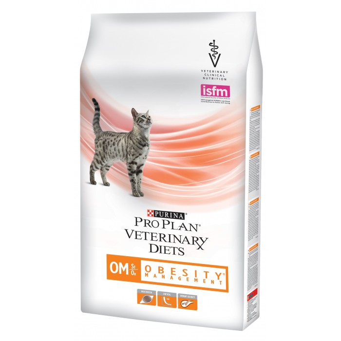 Proplan Veterinary Diets OM Obesity Management-Feline OM St/Ox Obesity Management