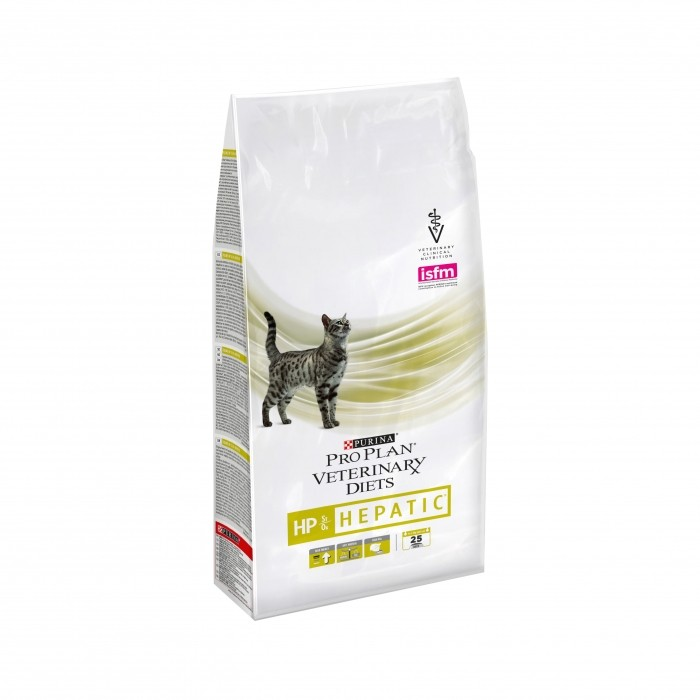 Alimentation pour chat - Proplan Veterinary Diets HP Hepatic pour chats
