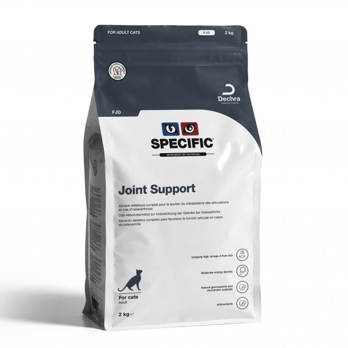 Alimentation pour chat - SPECIFIC Joint Support FJD et FJW pour chats