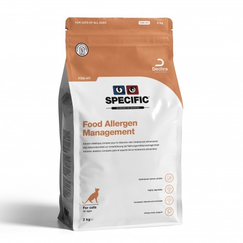 Alimentation pour chat - SPECIFIC Food Allergen Management FDD-HY et FDW pour chats