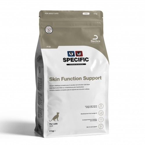 Alimentation pour chat - SPECIFIC Skin Function Support FOD pour chats