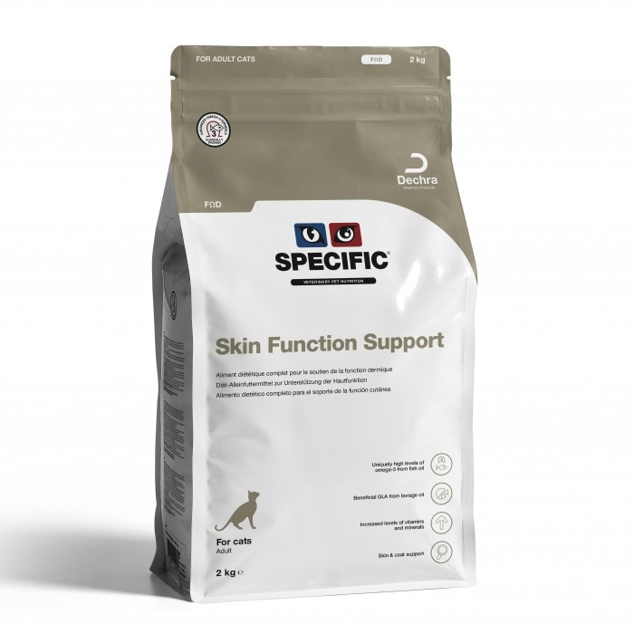SPECIFIC Skin Function Support FOD-Skin Function Support FOD