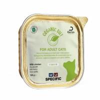 Pâtée en boite pour chat - SPECIFIC F-BIO-W Organic F-BIO-W Organic