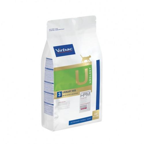 Alimentation pour chat - VIRBAC VETERINARY HPM Diététique Urology Urinary WIB pour chats