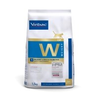 Prescription - VIRBAC VETERINARY HPM Diététique Weight Loss & Diabetes