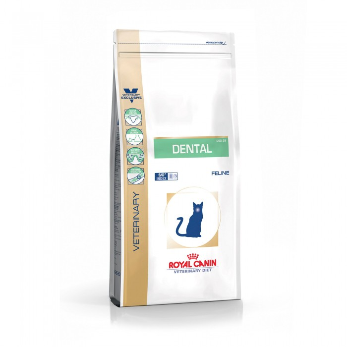 Alimentation pour chat - Royal Canin Veterinary Dental pour chats