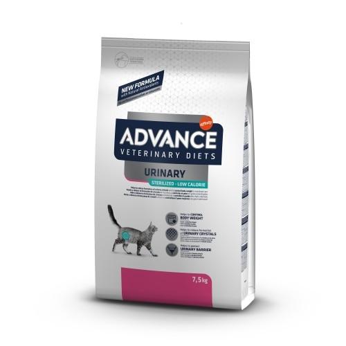 Alimentation pour chat - ADVANCE Veterinary Diets Urinary Sterilized Low Calorie pour chats