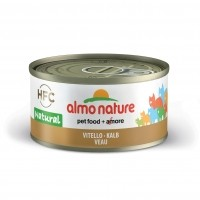 Pâtée en boîte pour chat - ALMO NATURE HFC Natural - 6 x 70g