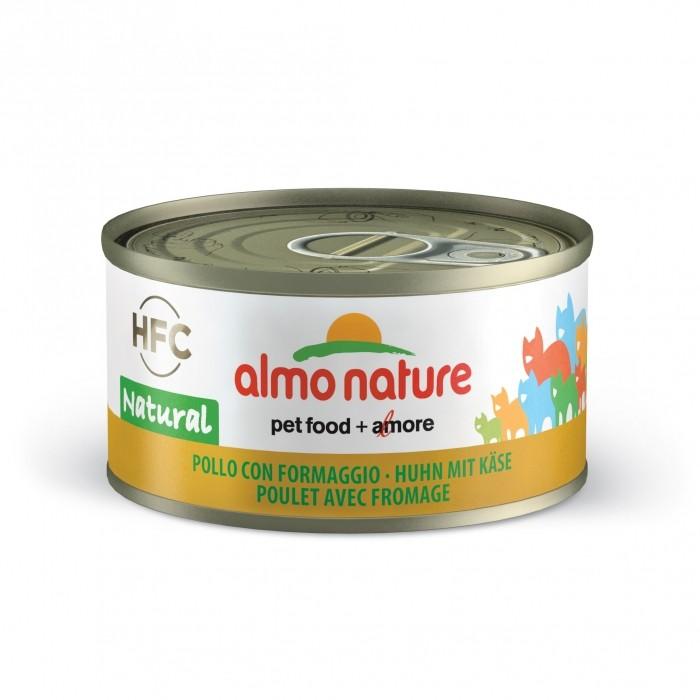 Alimentation pour chat - Almo Nature HFC Natural - 6 x 70g pour chats