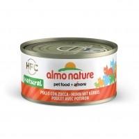 Pâtée en boîte pour chat - Almo Nature HFC Natural - 6 x 70g HFC Natural - 6 x 70g