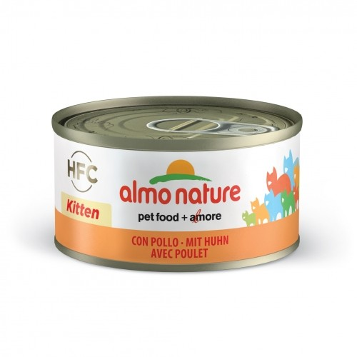 Alimentation pour chat - Almo Nature HFC Kitten - 6 x 70 g pour chats