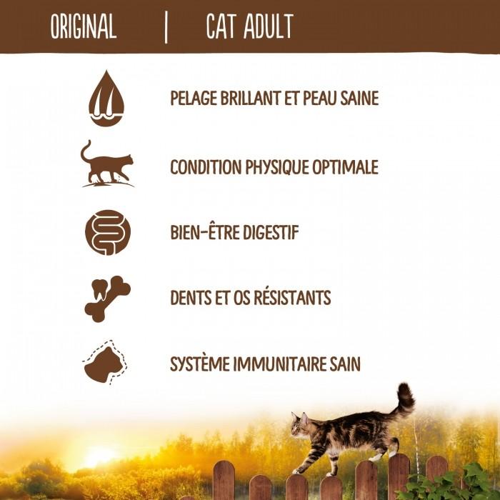 Alimentation pour chat - True Instinct Original Adult pour chats