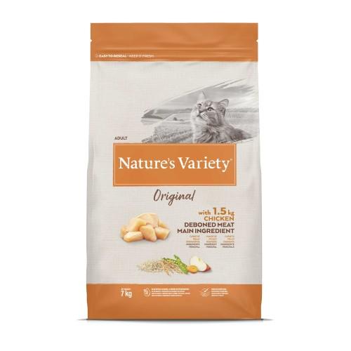 Alimentation pour chat - True Instinct / Nature's Variety Original Adult pour chats