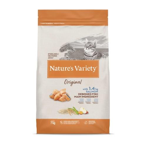 Alimentation pour chat - True Instinct / Nature's Variety Original Sterilized Adult pour chats
