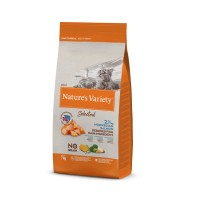 Croquettes pour chat - Nature's Variety Selected No Grain Adult - Saumon High Meat Adult Saumon