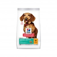 Croquettes pour petit chien de plus d1 an - HILL'S Science plan Perfect Weight Small & Mini Adult