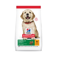 Croquettes pour chiot de grande taille - HILL'S Science plan Puppy Large breed