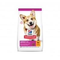 Croquettes pour petit chien - HILL'S Science plan Adult Small & Mini