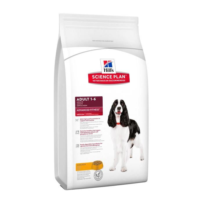 Alimentation pour chien - Hill's Science Plan Adult Medium pour chiens