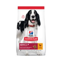 Croquettes pour chien - HILL'S Science plan Adult Medium