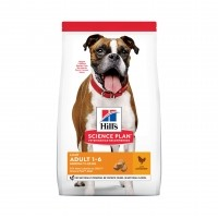 Croquettes pour chien - HILL'S Science Plan Adult Light Medium