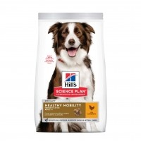 Croquettes pour chien moyen de plus d'1 an - HILL'S Science Plan  Healthy Mobility Medium Adult