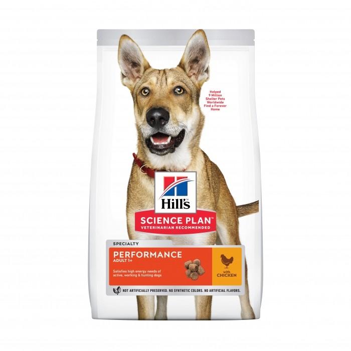 Alimentation pour chien - Hill's Science Plan Performance pour chiens