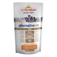 Croquettes pour chien - Almo Nature Alternative 170 Adult XS/S - Poulet & riz Alternative 170 Adult XS/S - Poulet & riz