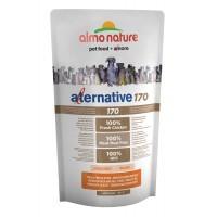 Croquettes pour chien - ALMO NATURE Alternative 170 Adult XS/S - Poulet & riz