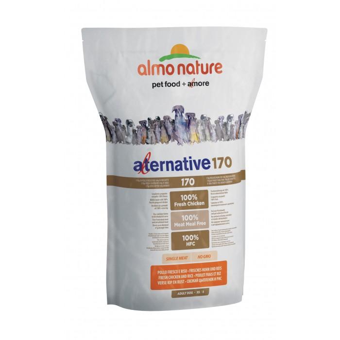 Alimentation pour chien - Almo Nature Alternative 170 Adult XS/S - Poulet & riz pour chiens