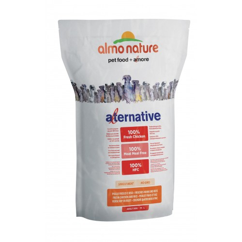 Croquettes pour chien - ALMO NATURE Alternative Adult M/L