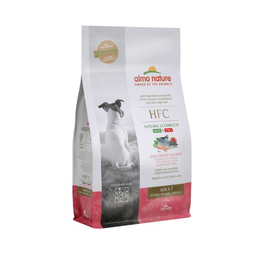 Alimentation pour chien - Almo Nature HFC Adult Extra Small & Small pour chiens