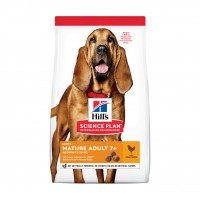 Croquettes pour chien - HILL'S Science plan Mature Adult 7+ Light