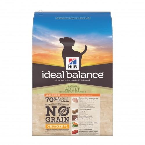 Croquettes pour chien - HILL'S Ideal Balance No Grain Adult Large Breed