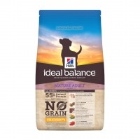 Croquettes pour chien - HILL'S Ideal Balance No Grain Mature Adult