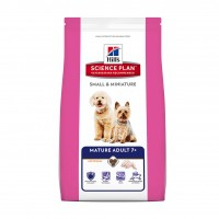 Croquettes pour chien - HILL'S Science plan Mature Small & Miniature