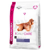 Croquettes pour chien - Eukanuba Daily Care Sensitive Skin Adult Hypersensibilité cutanée