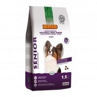 Croquettes pour chien - BIOFOOD Senior Mini sans blé