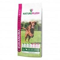 Eukanuba Nature Plus - Chiot/Junior - Agneau - Sac 14kg