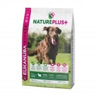 Croquettes pour chien - EUKANUBA Nature Plus Adulte Grandes Races - Agneau
