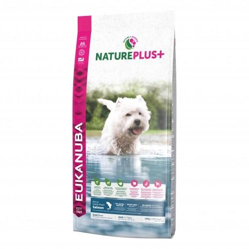 Alimentation pour chien - Eukanuba Nature Plus Adult Small pour chiens