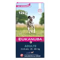 Croquettes pour chien - Eukanuba Adulte Large Breed - Saumon et orge