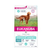 Croquettes pour chien - Eukanuba Daily Care Sensitive Digestion