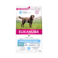 Croquettes pour chien - Eukanuba Daily Care Weight Control Large Breed