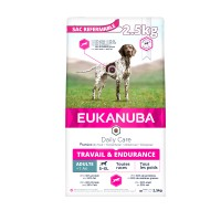 Croquettes pour chien - Eukanuba Daily Care Working & Endurance