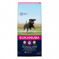 Croquettes pour chiot - Eukanuba Junior Large & Giant Breed