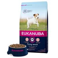 Croquettes pour chien - Eukanuba Senior Small Breed - Poulet