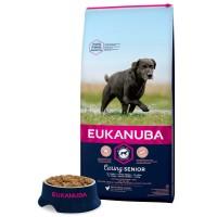 Croquettes pour chien - Eukanuba Senior Large Breed