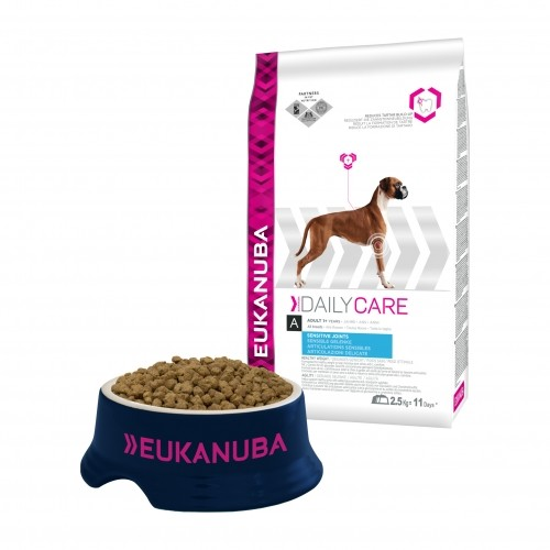Alimentation pour chien - EUKANUBA Daily Care pour chiens